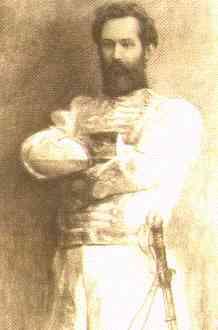 teniente coronel Martín Guemes