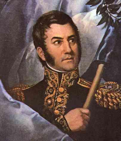Retrato de San Martin
